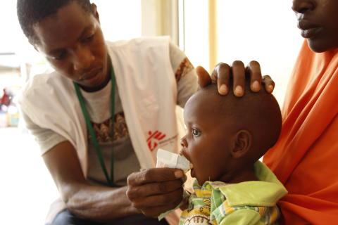 500 000 människor i Nigeria behöver akut hjälp