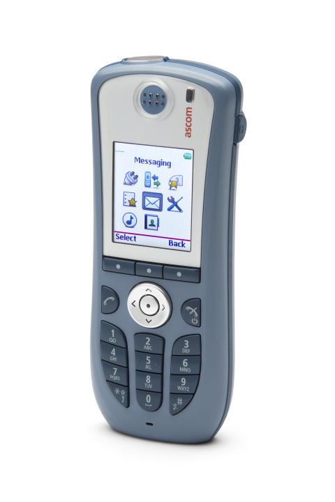 Ascom d62 telefon