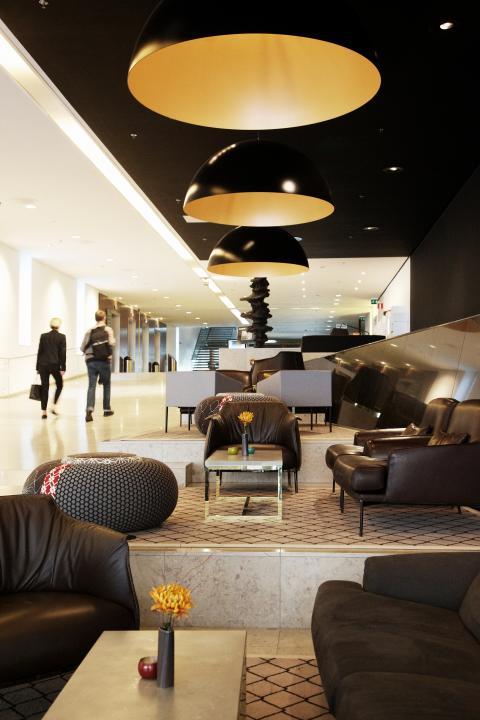 Clarion Hotel Stockholm - entré/ramp