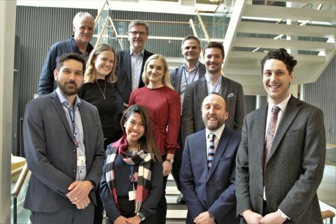 Met Office joins Kognifai Partner Program to offer weather and ocean data on Kognifai