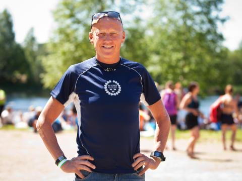 Michael Thorén, VD ESK