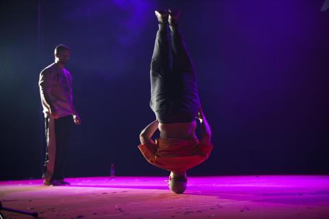 Break the Fight! Nuorten hip hop -tapahtuma Isossa Omenassa lauantaina 10.12. klo 12-15