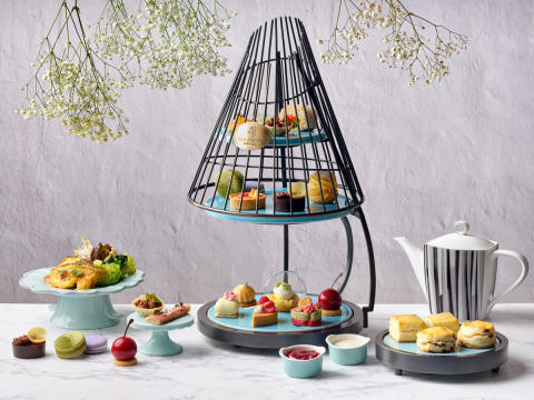 A Refreshed Weekday High Tea Experience Awaits at Pan Pacific Singapore