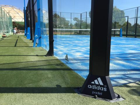 adidas padel unisport 6