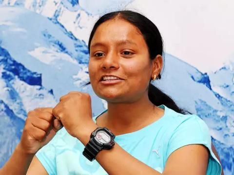 Arunima Sinha, first female amputee to climb Mt. Everest, now wants to open sports academy for disabled kids