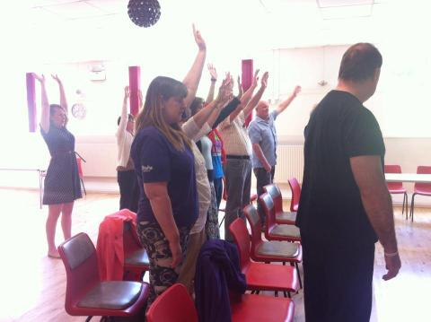 New choir gives stroke survivors a voice