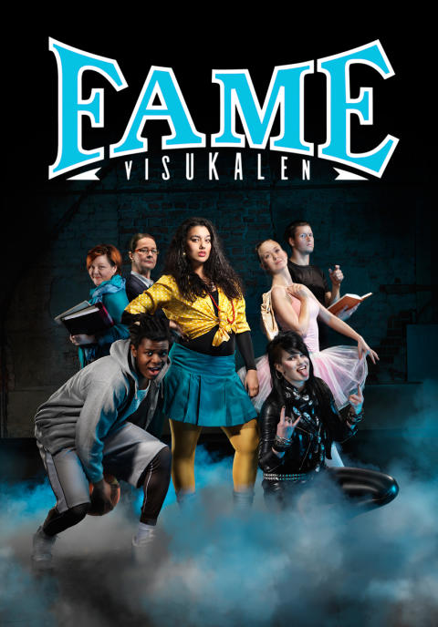 Musikalen Fame blir Visukal i Örebro