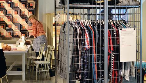Utställningen Koll på kläder
