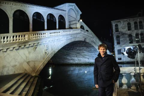 """""""Sarà sempre più 'normale' fare programmi in Ultra HD"""". Intervista con Alberto Angela, protagonista di 'Stanotte a Venezia'"""