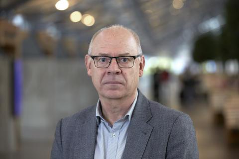 Mikael Olsson, enhetschef leverans