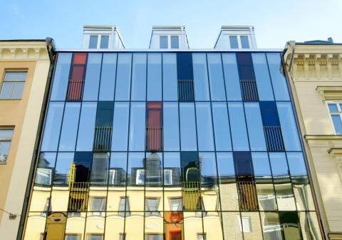 Hellsten öppnar nytt hotell vid Mariatorget