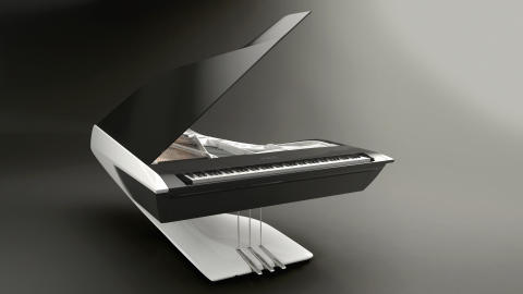 Peugeot Pleyel piano