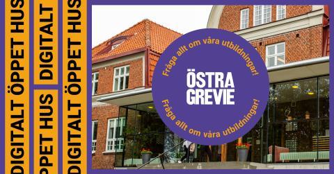 Östra Grevie folkhögskola håller digitalt Öppet hus 27 mars