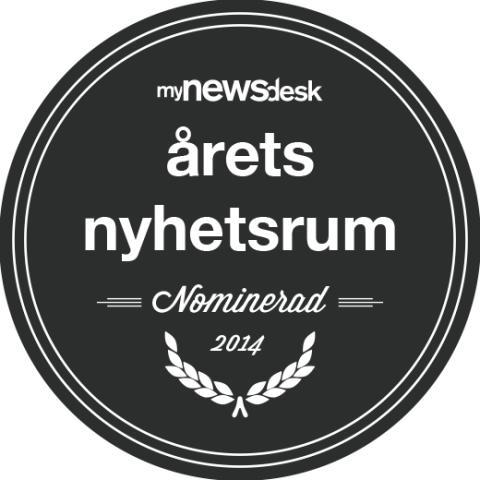 Bemanningsföretagen nominerad till Årets Nyhetsrum