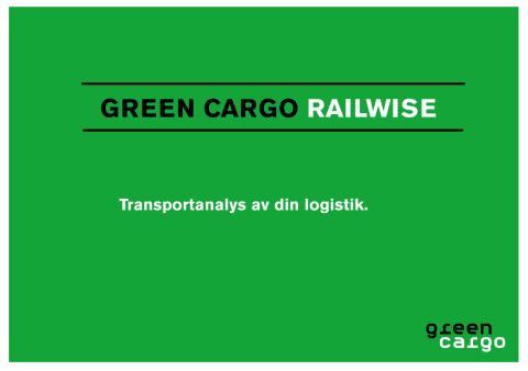 Green Cargo Railwise