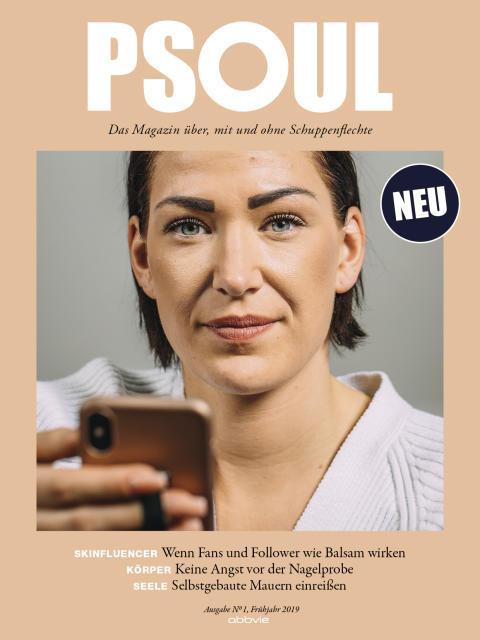 Neues Magazin für Betroffene von Psoriasis