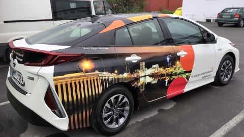Bodø Industri gikk for to nye Toyota