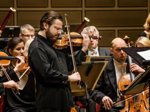 Kungliga Filharmonikerna Power spelar Beethoven