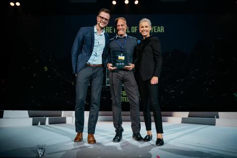 Comfort Hotel Göteborg utmanar hotellbranschen för att bli Sveriges mest hållbara hotell