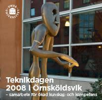 Teknikdagen 16 oktober 2008