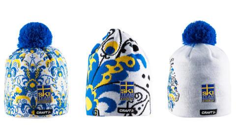 Craft och Intersport lanserar blågul mössa inför VM i Falun!