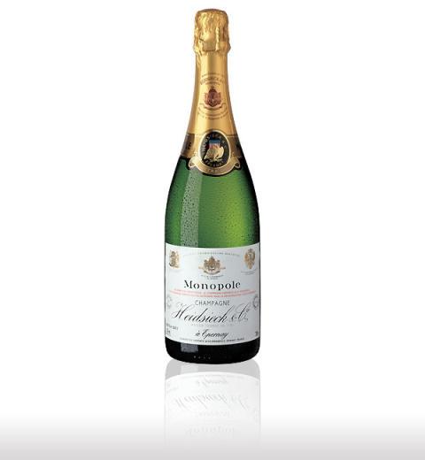Prova champagne till årets kräftkalas