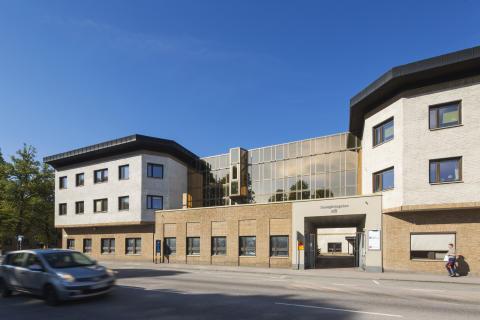 Fastighets AB Stenvalvet hyr ut 1 800 kvm i centrala Växjö