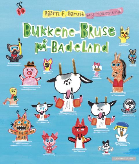 Bildeboksuksessen Bukkene Bruse på Badeland blir film i Sør-Korea!