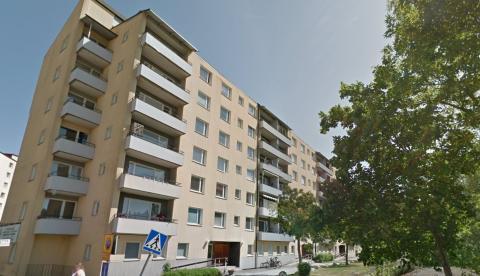 Byggmästargruppen har fått förtroendet att utföra stambyte med nya kök i 111 stycken lägenheter i Hagsätra