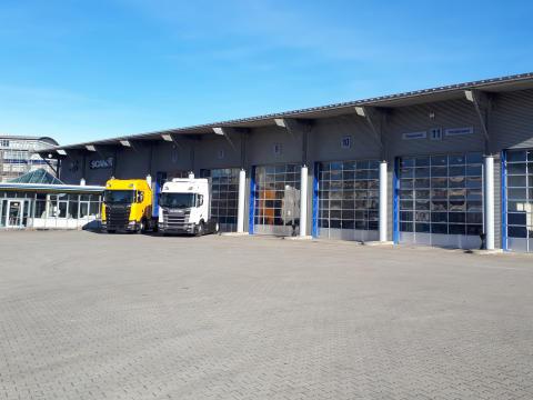 Scania Bad Waldsee