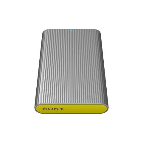 A Sony bemutatta legújabb nagy sebességű és strapabíró külső SSD-meghajtóját