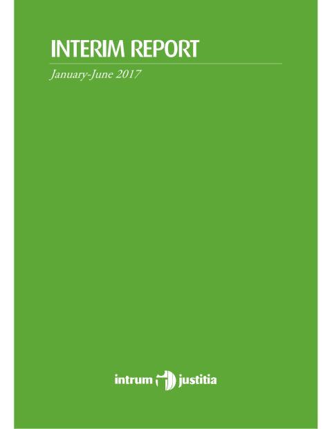 Intrum Justitia AB Q217 - Interim Report