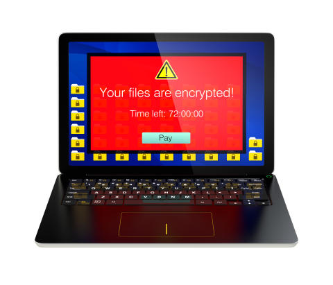 Most people are ill-equipped to deal with ransomware