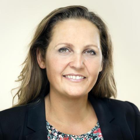 Afgående transportminister Pia Olsen Dyhr (SF)
