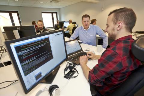 Digitala sektorn urstark  i Småland