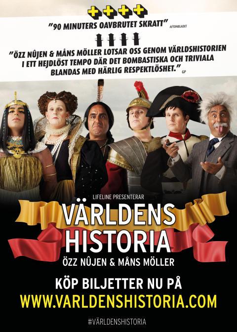 Världens Historia - Özz & Måns