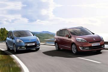 Facelift og ny motor til Renault Scenic/Grand Scenic