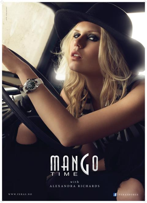 Mango Time - Alexandra Richards - FW13