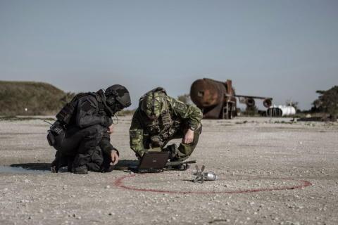 Vägbomber och kidnappning - uppdrag i konfliktzon kursinbjudan
