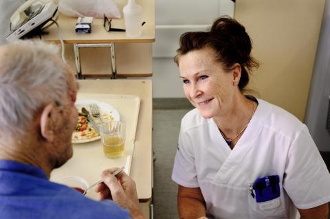 Nollvision för undernäring hos äldre i ny nationell satsning