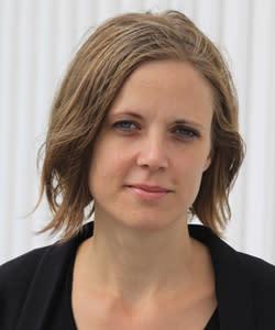 Lina Bjarnegård Carlsson,  logoped, Habiliteringen Bräcke, Bräcke diakoni