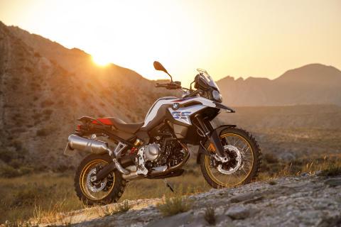 BMW Motorrad F 850 GS