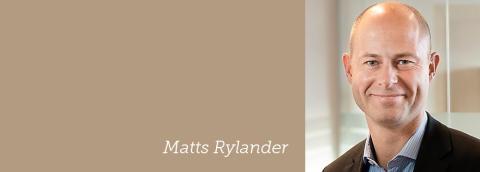 Matts Rylander ny VD för Centro