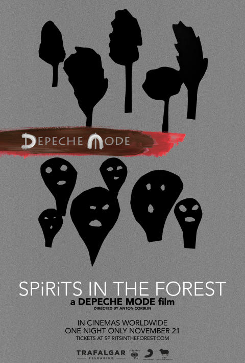 Depeche Mode: Spritis in the Forest