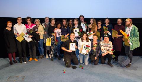Här är vinnarna på STOCKmotion Filmfestival 2016