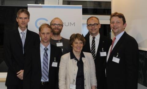 Die Vortragenden des 9. Norddeutschen Simulationsforums