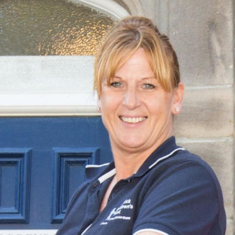 Eckersley House Manager - Jane McHale Q&A