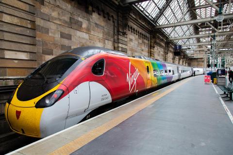 Pride Train2