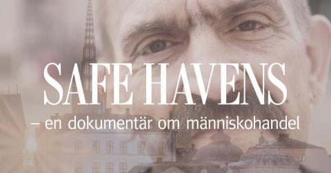 Frälsningsarmén mobiliserar mot  människohandel med filmvisning i Stockholm