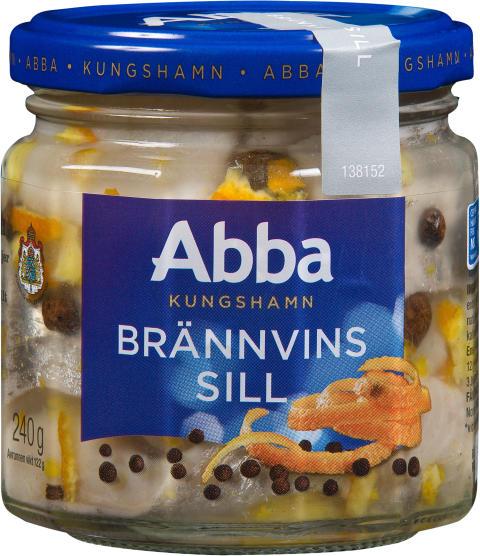 Abba Brännvinssill
